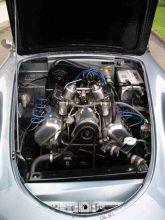 Le V8 de 2,5l conçu par Edward Turner