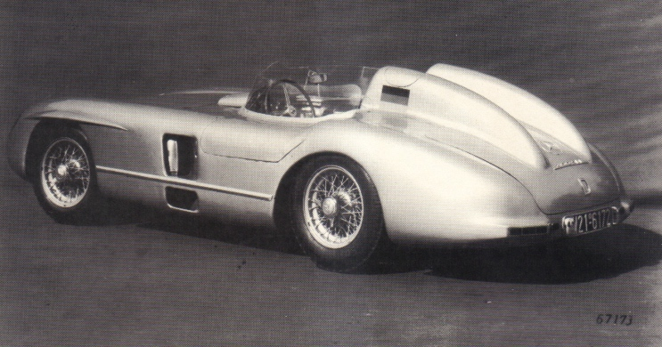 300SLR de Hans Hermann.