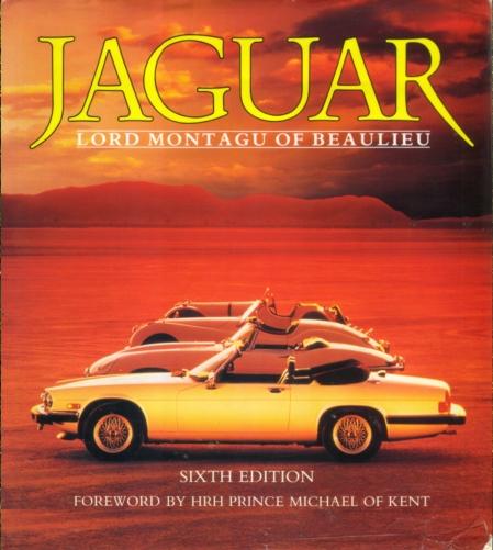 Jaguar by Lord Montagu amicalexj.com