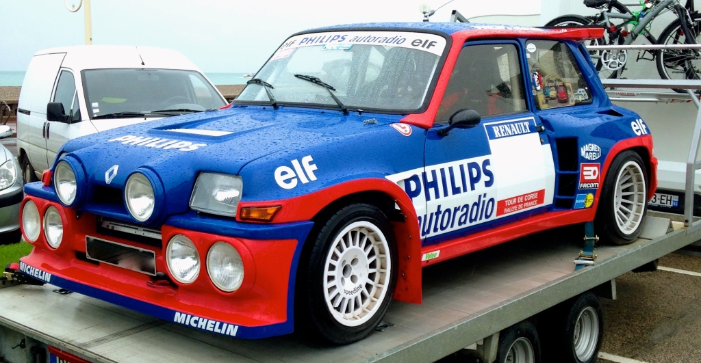 Renault 5 Turbo Source : RETROMOTIV