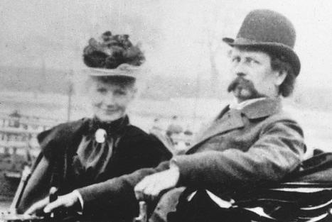 Karl et Bertha Benz Source : kazeco.com