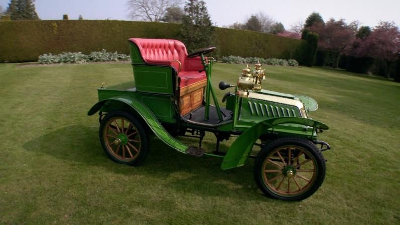 De Dion-Bouton, première voiture exposée au Motor Museum lordmontagu.com