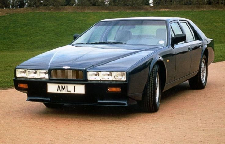 Aston Martin Lagonda Série 4 Source : blog.hemmings.com