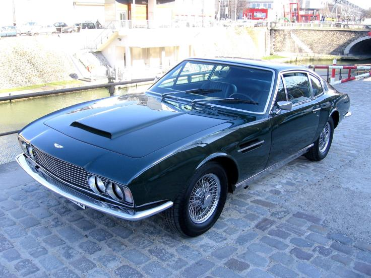 Aston Martin DBS Source : autodrome.fr