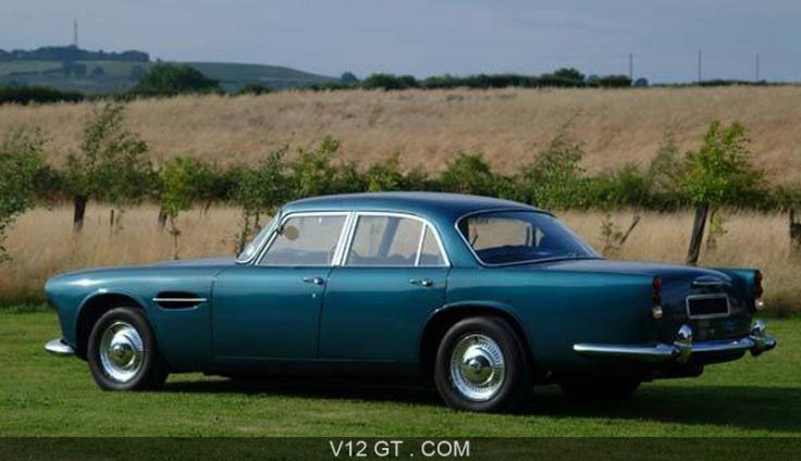 Lagonda Rapide Source : v12-gt.com