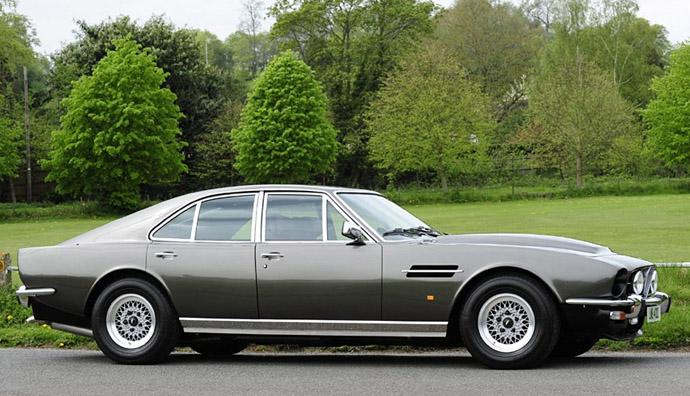 Aston Martin Lagonda Série 1 Source : quattro-porte.com