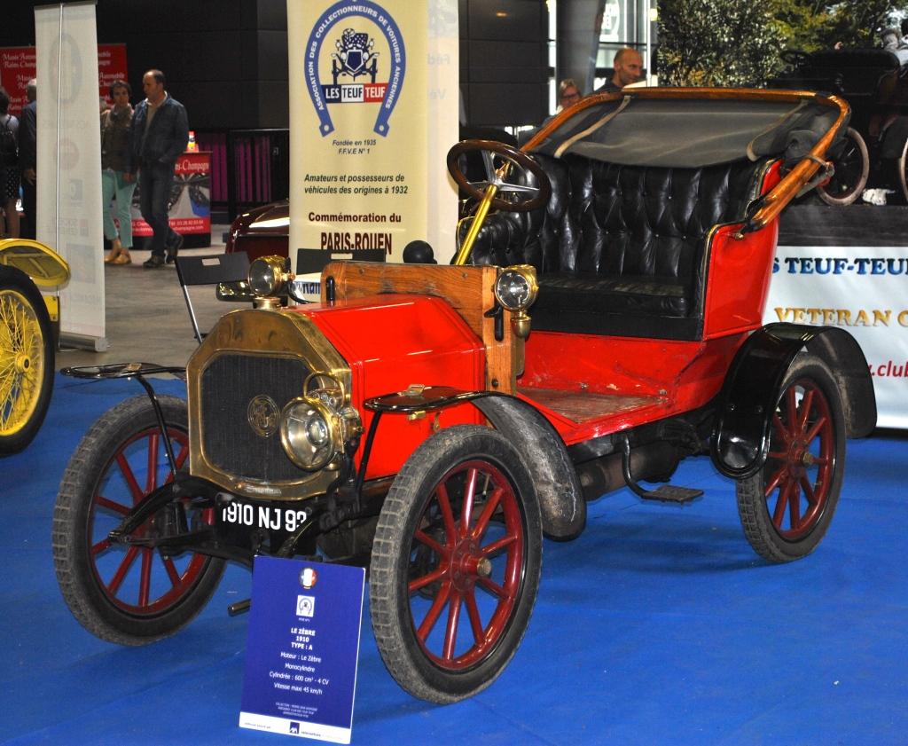 Le Zebre 1910