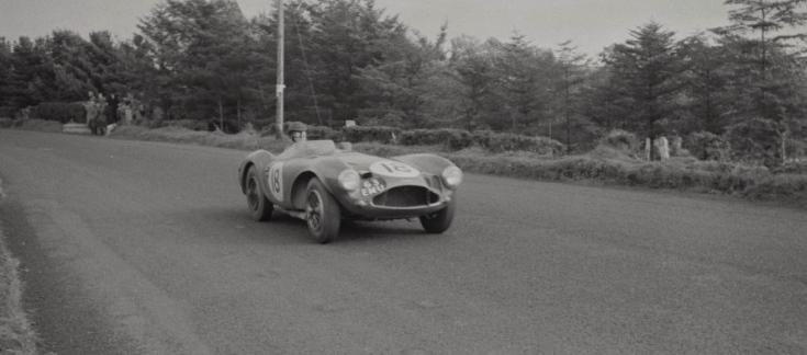 La DB3S n°18 de Peter Walker et Dennis Poore Source : Collection George Phillips