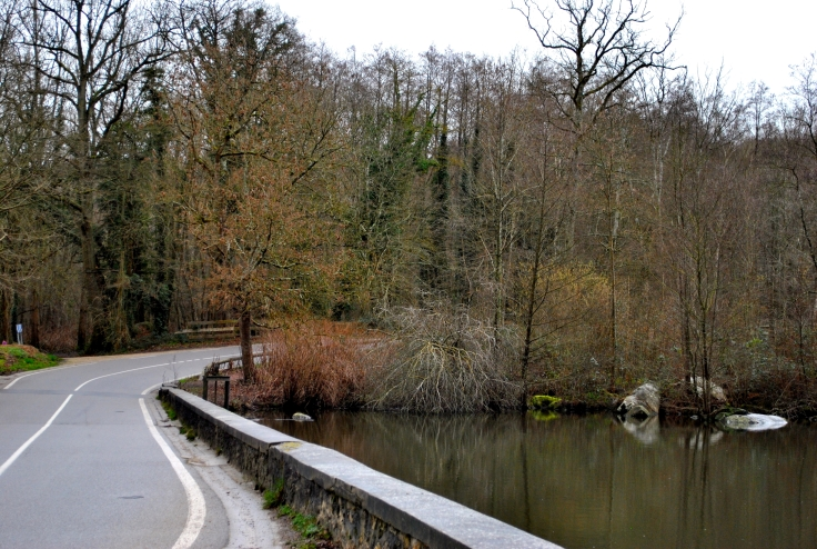 Les Cascades de Vaux-en-Cernay