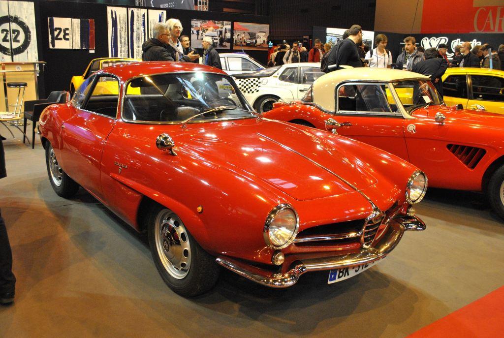 Alfa Romeo Giulia Sprint Speciale (1963)