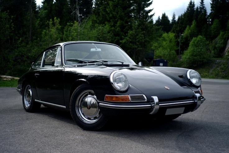 La Porsche 912