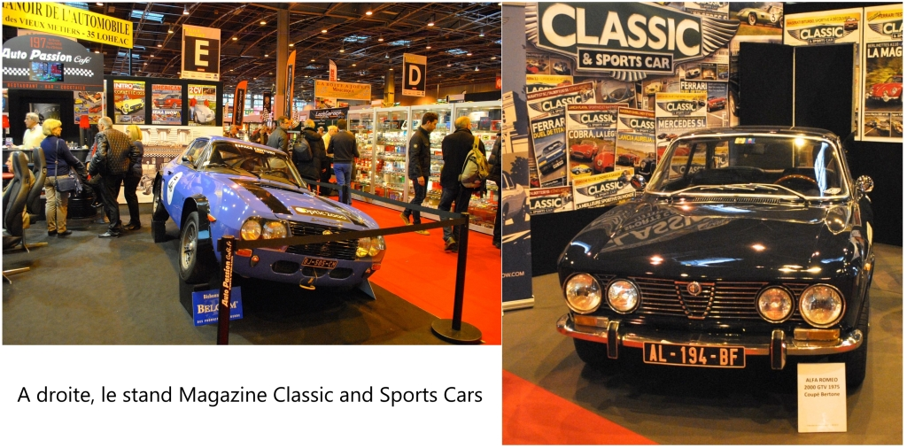 Stand Magazine Classic & Sports Cars