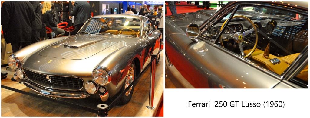 Ferrari 250 GT Lusso (1960)