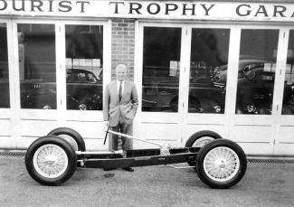 Tourist Trophy Garage