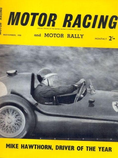 Motor Racing 1958