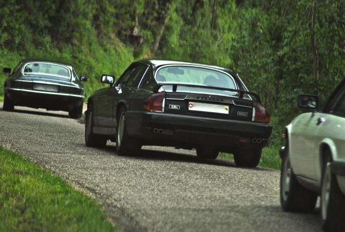 Jaguar XJR-S TWR V12 6.0l