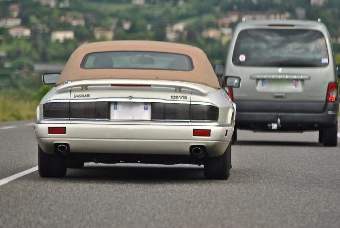 Jaguar XJS V12 6,0l (1995)