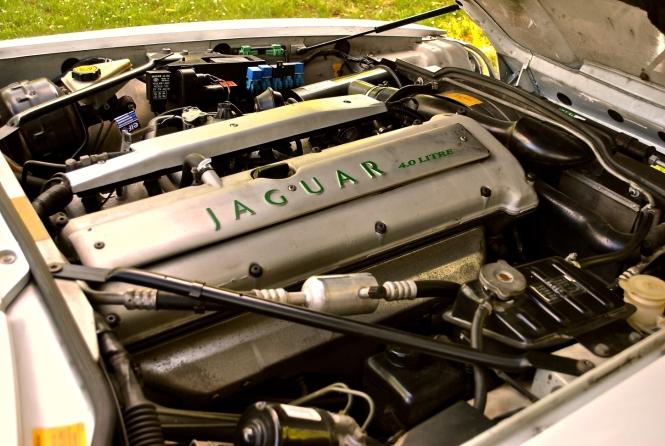 Moteur Jaguar XJS L6 4,0l (1996)