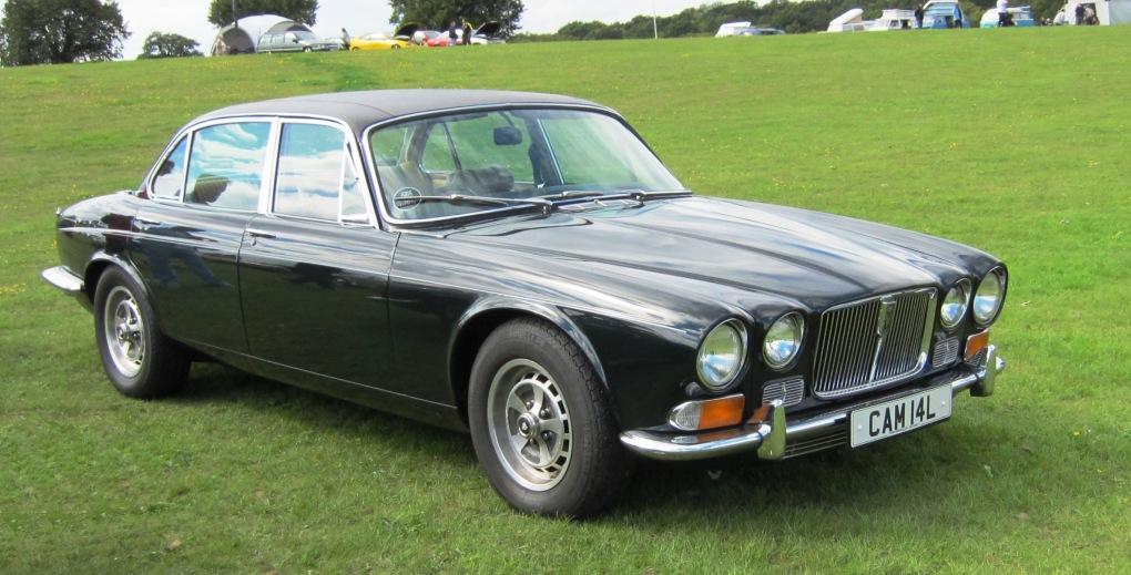 Jaguar XJ12 série 1