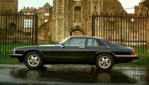 Jaguar XJ-S HE dès 1981
