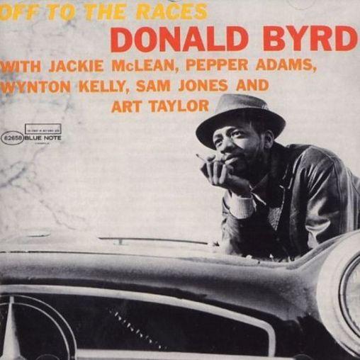 Pochettes d'albums de Donald Byrd