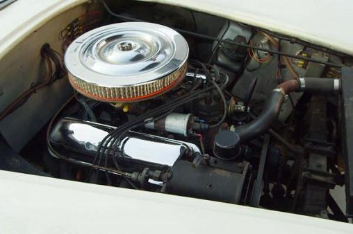 Le V8 Ford de 260ci