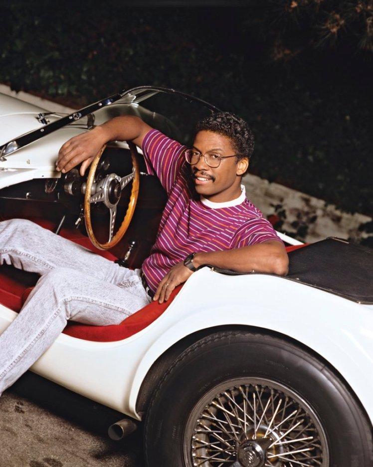 Herbie Hancock et CSX2006 dans les années 80.