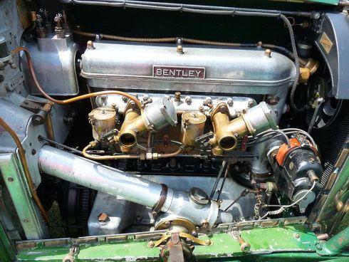 Moteur Bentley 3 litre