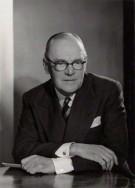 NPG x164015; Sir (George) Edward Beharrell by Walter Bird