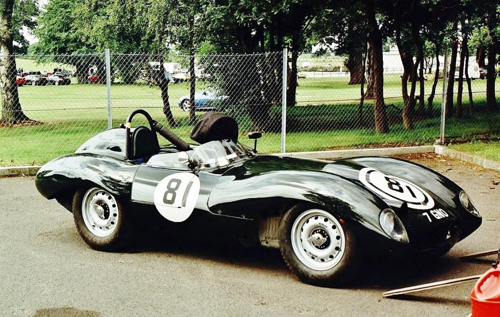 20. 1956 Tojeiro Jaguar (2008 VSCC)