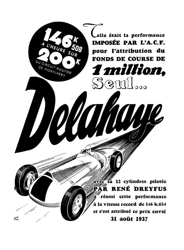 DELAHAYE-million