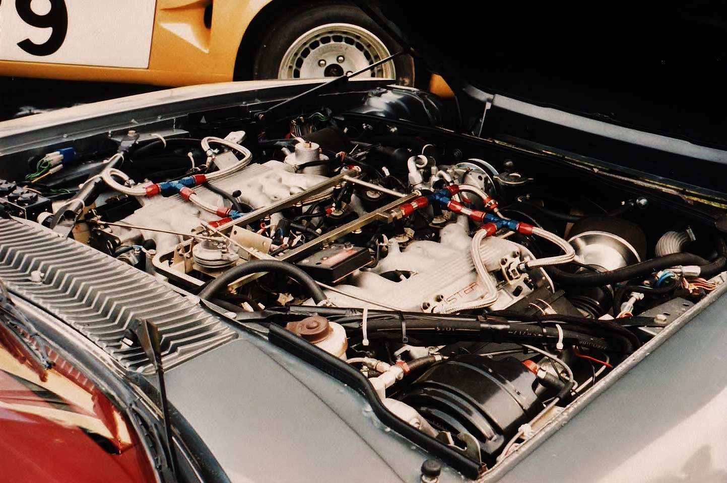 19. Jaguar Lister XJS (1987 Cheshire Cats).jpg