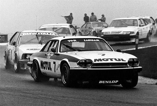 1983 Donington TWR
