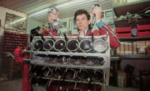 Réalésage maximum pour le moteur 7 litres